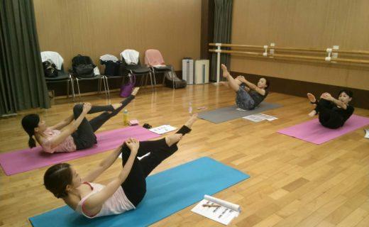 バレエ向きのトレーニング